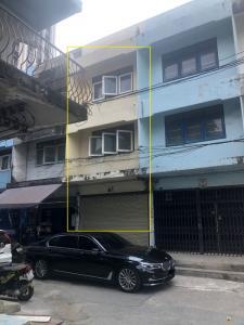 เช่าตึกแถว อาคารพาณิชย์บางแค เพชรเกษม : [ให้เช่า]ตึกแถว3ชั้น ซ.เพชรเกษม 46/1 ห่างจากทางลง mrt 230 ม.